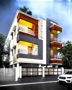 Gallery Cover Image of 434 Sq.ft 1 BHK Apartment for buy in Navganesh Castle, Kolathur for 2512000