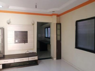 Gallery Cover Image of 300 Sq.ft 1 RK Independent Floor for rent in Pimple Gurav for 7000