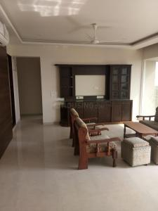 Gallery Cover Image of 2100 Sq.ft 3 BHK Apartment for rent in Seawoods for 78000