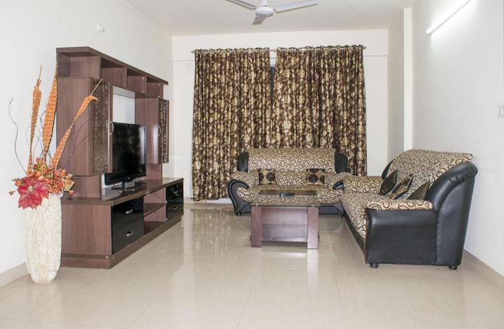 पीजी 4643166 मराठाहल्लि इन मराठाहल्लि के लिविंग रूम की तस्वीर