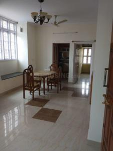 Gallery Cover Image of 1100 Sq.ft 3 BHK Independent House for rent in Kasturi Nagar for 19000