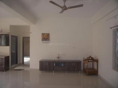 Gallery Cover Image of 1150 Sq.ft 2 BHK Apartment for rent in Grand Kinetic Magnum, Hafeezpet for 20000