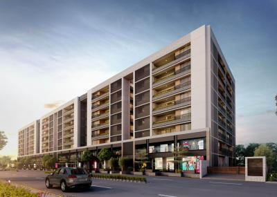 Gallery Cover Image of 1881 Sq.ft 4 BHK Apartment for buy in Bodakdev for 19900000