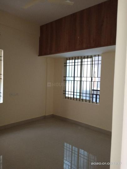 Bedroom Image of 850 Sq.ft 2 BHK Independent Floor for rent in Vibhutipura for 16000