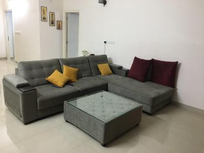 Gallery Cover Image of 1600 Sq.ft 3 BHK Apartment for rent in Salarpuria Sattva Celesta, Battarahalli for 35000