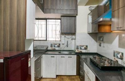 Kitchen Image of Usha Kiran Apartment in Marathahalli