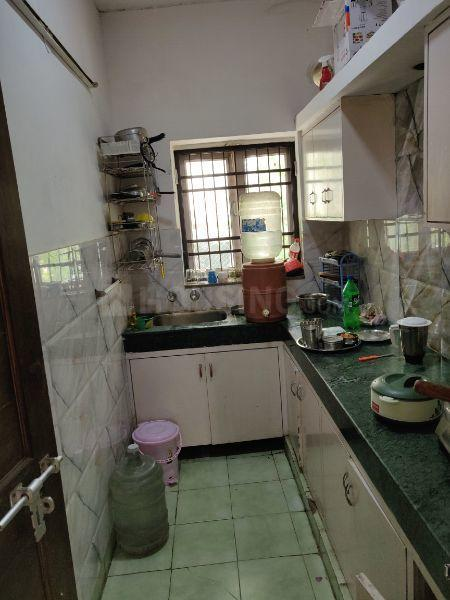 Kitchen Image of 900 Sq.ft 2 BHK Independent Floor for buy in Sector 42 for 5000000