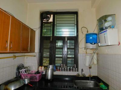 Kitchen Image of Disha Girls PG in Sector 41