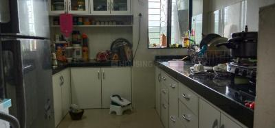 Gallery Cover Image of 561 Sq.ft 1 BHK Apartment for rent in Kasarvadavali, Thane West for 10000