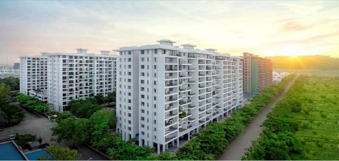 Building Image of 1089 Sq.ft 2 BHK Apartment for buy in Mundhwa for 5800000