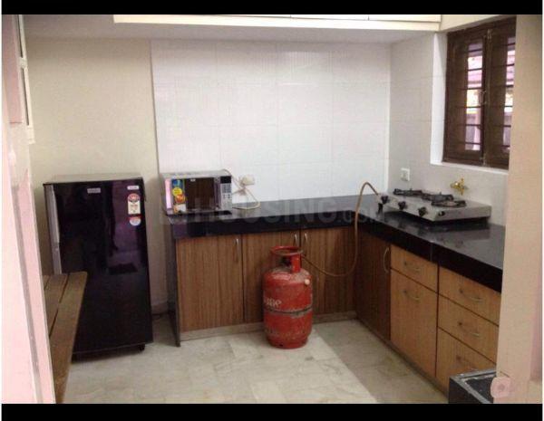 अंबावाड़ी में हेटल पेइंग गेस्ट के किचन की तस्वीर