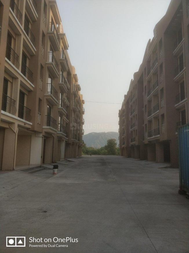Building Image of 910 Sq.ft 2 BHK Apartment for rent in Taloje for 8500