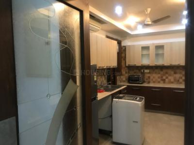 Gallery Cover Image of 1953 Sq.ft 3 BHK Independent Floor for rent in Defence Colony for 140000