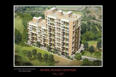 Gallery Cover Image of 875 Sq.ft 1 BHK Apartment for buy in Shree Anandi Heritage, Kalyan East for 4375000