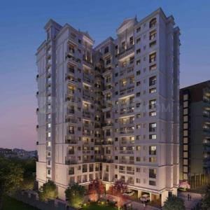 Gallery Cover Image of 720 Sq.ft 1 BHK Apartment for buy in Kohinoor Majestic, Kalyan West for 4500000