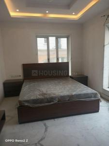 Bedroom Image of 1100 Sq.ft 2 BHK Apartment for rent in Ballygunge for 50000