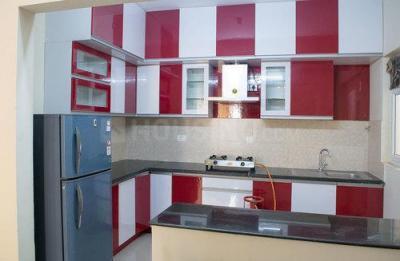 Kitchen Image of Mjr Pearl 401 in Krishnarajapura