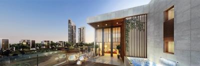 टाटा हाउसिंग प्रिमंती, सेक्टर 72  में 30000000  खरीदें  के लिए 3355 Sq.ft 4 BHK अपार्टमेंट के लिविंग रूम  की तस्वीर