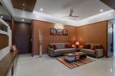 Gallery Cover Image of 680 Sq.ft 1 BHK Apartment for rent in Platinum Liviano, Kamothe for 13000