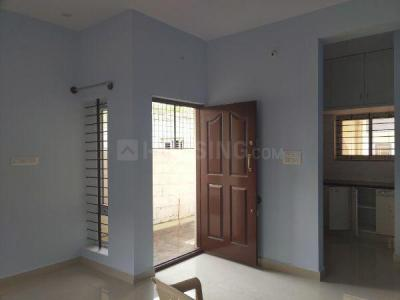 Gallery Cover Image of 800 Sq.ft 2 BHK Independent Floor for rent in Annapurneshwari Nagar for 14000