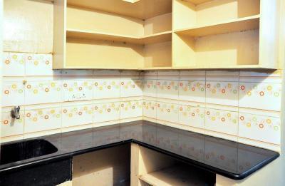 Kitchen Image of 601-maruthi Residency in JP Nagar