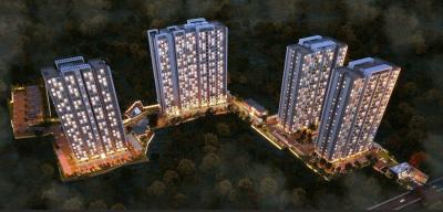 Gallery Cover Image of 1665 Sq.ft 3 BHK Apartment for buy in Candeur Landmark, Varthur for 9371000