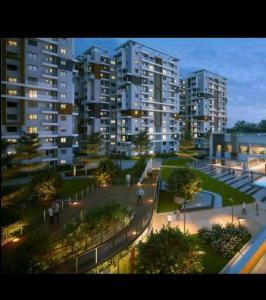 Gallery Cover Image of 1125 Sq.ft 2 BHK Apartment for buy in Nizampet for 3500000