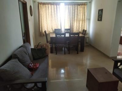 Gallery Cover Image of 800 Sq.ft 2 BHK Apartment for rent in  The Solitaire, Mahim for 57000