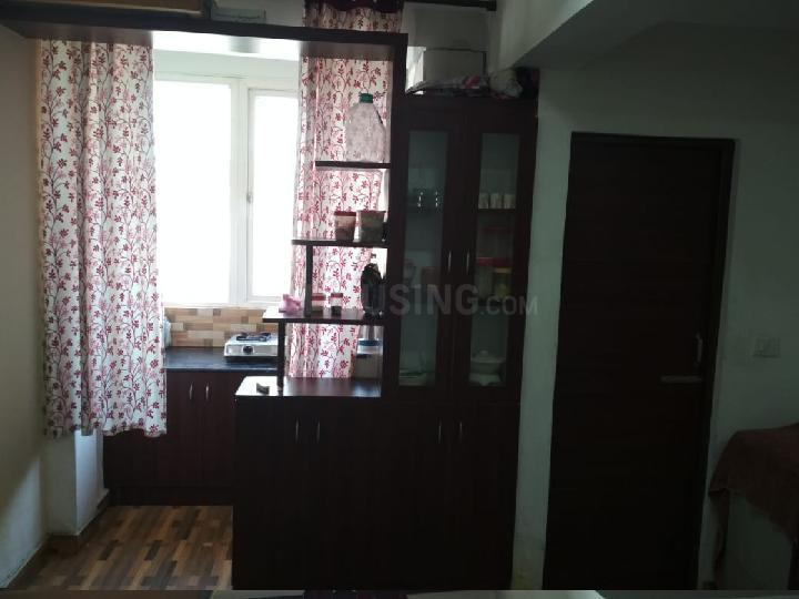 Kitchen Image of 250 Sq.ft 1 RK Apartment for buy in Sector 49 for 2000000