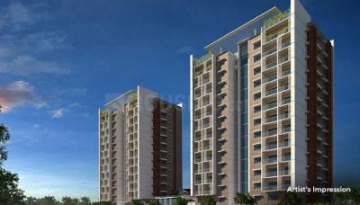 Gallery Cover Image of 1280 Sq.ft 2 BHK Apartment for buy in Ozone Pole Star, Nagavara for 9400000