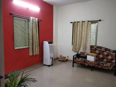 Gallery Cover Image of 600 Sq.ft 1 BHK Independent House for rent in Lohegaon for 7000