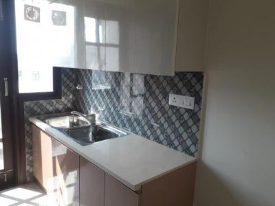 सेक्टर 57  में 3  खरीदें  के लिए 57 Sq.ft 3 BHK इंडिपेंडेंट फ्लोर  के किचन  की तस्वीर