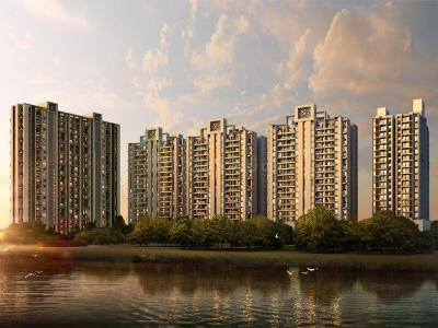 Gallery Cover Image of 736 Sq.ft 1 BHK Apartment for buy in Saarrthi Skybay, Hinjewadi for 4100000