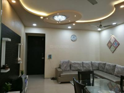 Gallery Cover Image of 534 Sq.ft 1 BHK Apartment for buy in Susafal, Kharghar for 5500000
