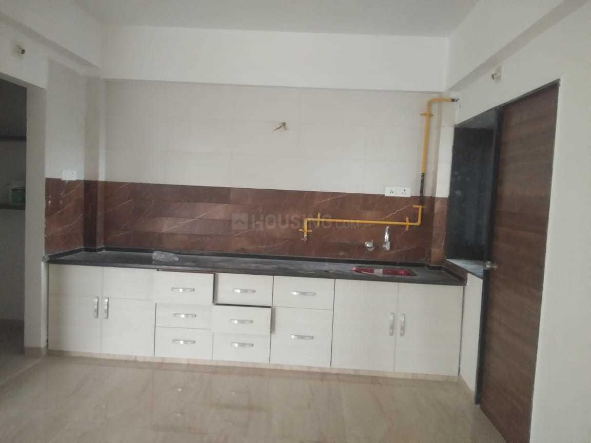Kitchen Image of 1750 Sq.ft 3 BHK Apartment for rent in Thaltej for 25000