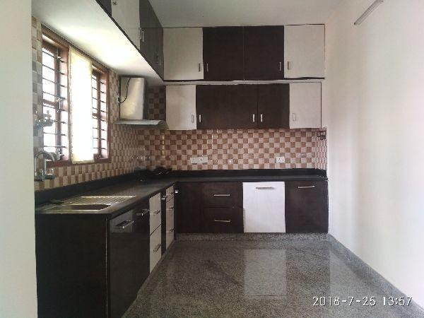 Kitchen Image of 1800 Sq.ft 3 BHK Apartment for rent in J. P. Nagar for 40000