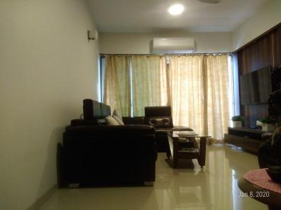 Gallery Cover Image of 1123 Sq.ft 2 BHK Apartment for rent in Kandivali East for 49000