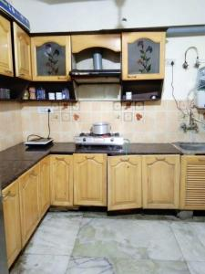 Kitchen Image of Girls PG in Gyan Khand