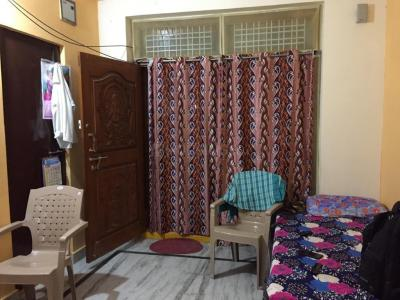 Gallery Cover Image of 650 Sq.ft 1 BHK Independent House for rent in Beeramguda for 7500