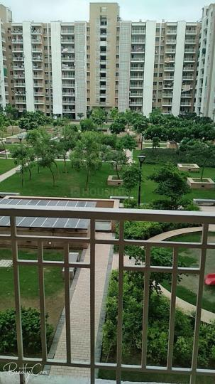 Living Room One Image of 1100 Sq.ft 2 BHK Apartment for rent in Sector 84 for 12500