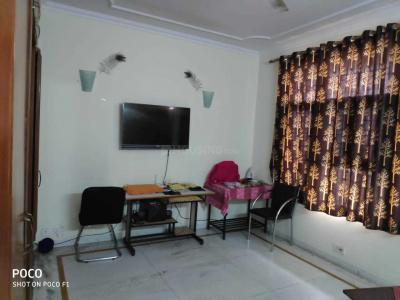 Gallery Cover Image of 1100 Sq.ft 1 BHK Independent Floor for rent in Palam Vihar for 16000