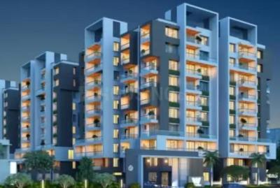 Gallery Cover Image of 2060 Sq.ft 3 BHK Apartment for buy in Vamsiram West Wood, Toli Chowki for 18500000