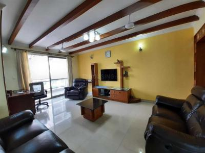 Gallery Cover Image of 2000 Sq.ft 3 BHK Apartment for rent in Kalyan Nagar for 35000