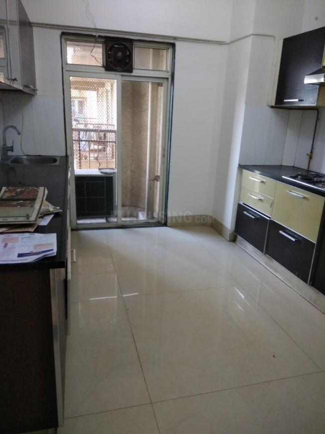 Kitchen Image of 1320 Sq.ft 3 BHK Apartment for rent in Powai for 65000