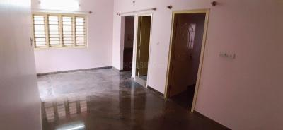 Gallery Cover Image of 700 Sq.ft 1 BHK Independent Floor for rent in Hebbal for 10000