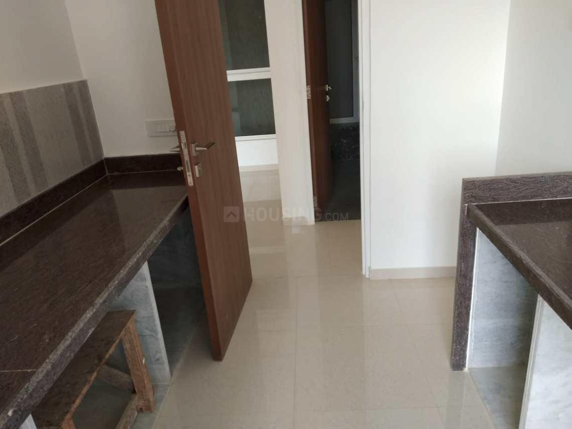 Kitchen Image of 914 Sq.ft 2 BHK Apartment for rent in Thane West for 30000