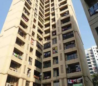 Gallery Cover Image of 959 Sq.ft 2 BHK Apartment for rent in Lalani Residency, Thane West for 20000