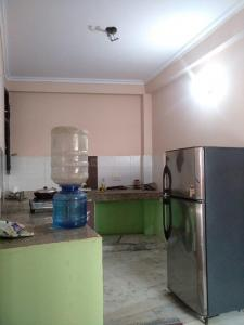 Kitchen Image of Sai PG in Chhattarpur