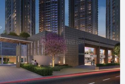 Gallery Cover Image of 635 Sq.ft 2 BHK Apartment for buy in Kalpataru Paramount A, Thane West for 11500000