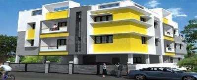 Gallery Cover Image of 459 Sq.ft 1 BHK Apartment for buy in Nanmangalam for 2203200